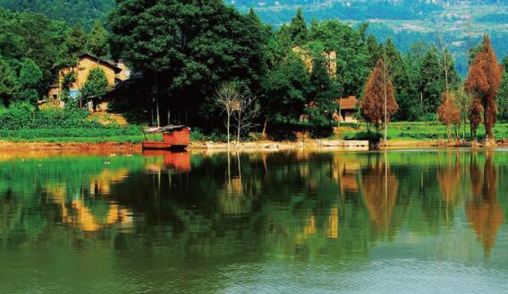 平昌县镇龙山国家森林公园森林康养中心建设项目